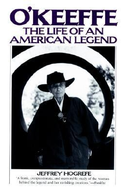 O'Keeffe The Life of an American Legend N/A 9780553380699 Front Cover