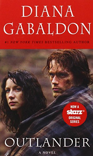 Outlander (Starz Tie-In Edition) A Novel N/A 9780553393699 Front Cover