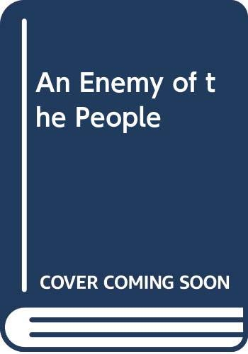 Enemy of the People   2001 9780573627699 Front Cover