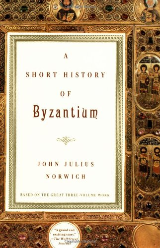 Short History of Byzantium  Abridged  edition cover