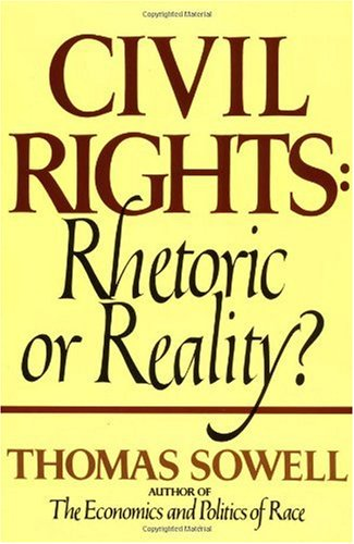 Civil Rights Rhetoric or Reality N/A edition cover