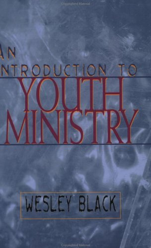Introduction to Youth Ministry  N/A edition cover