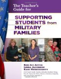 Teacher's Guide for Supporting Students from Military Families   2012 edition cover