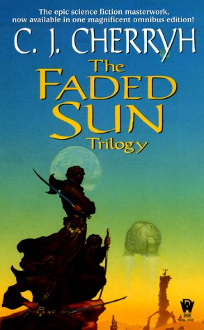 Faded Sun Trilogy Omnibus   2000 9780886778699 Front Cover