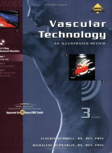 Vascular Technology : An Illustrated Review 3rd 2004 edition cover