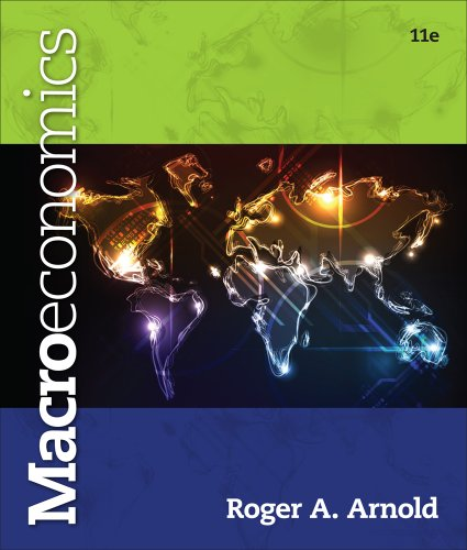 Macroeconomics (Book Only)  11th 2014 edition cover