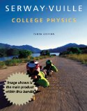 College Physics  10th 2015 edition cover