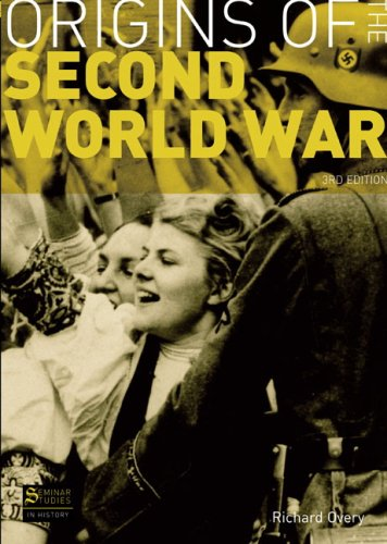 Origins of the Second World War  3rd 2007 (Revised) edition cover
