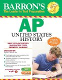 Barron's AP United States History  2nd 2014 (Revised) edition cover