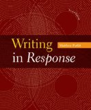 Writing in Response:   2015 edition cover