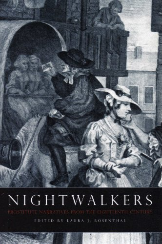 Nightwalkers: Prostitute Narratives from the Eighteenth Century  2008 edition cover