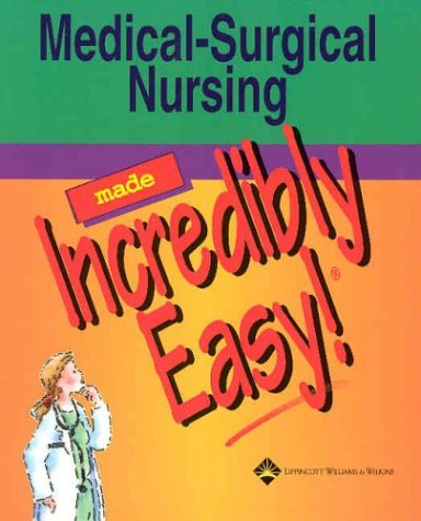 Medical-Surgical Nursing   2003 edition cover