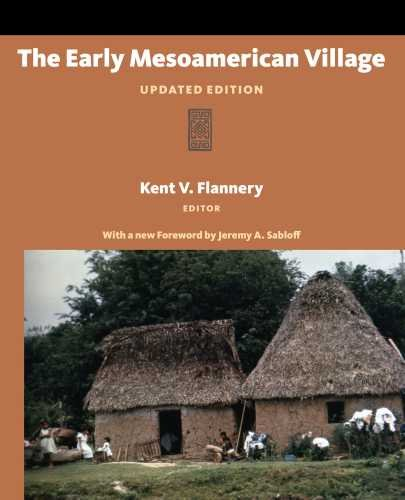 Early Mesoamerican Village   1976 (Revised) edition cover
