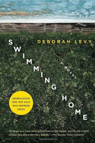 Swimming Home   2012 edition cover