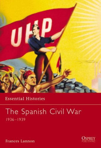 Spanish Civil War 1936-1939  2002 edition cover
