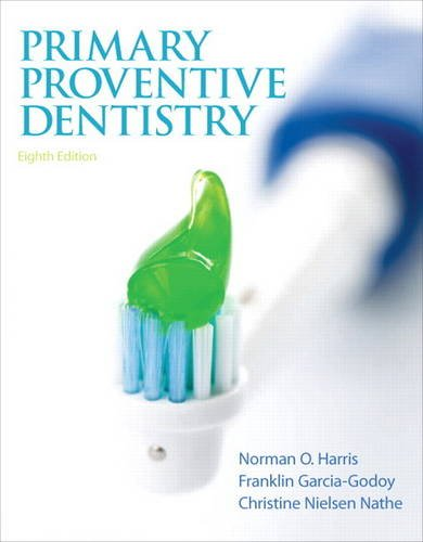 Primary Preventive Dentistry  8th 2014 (Revised) edition cover