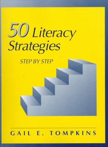 50 Literacy Strategies Step-by-Step  1998 edition cover