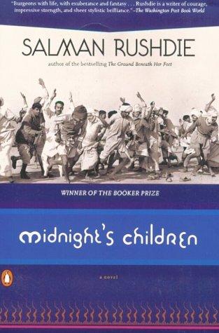 Midnight's Children   1980 edition cover