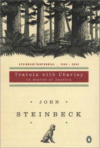 Travels with Charley In Search of America  2002 (Anniversary) edition cover