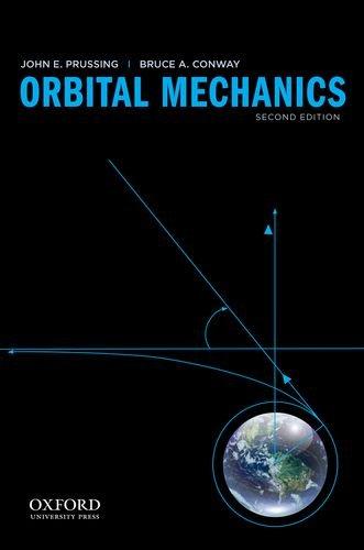 Orbital Mechanics  2nd edition cover