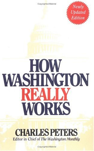 How Washington Really Works  4th 9780201624700 Front Cover