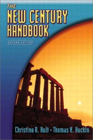 New Century Handbook  2nd 2002 (Student Manual, Study Guide, etc.) edition cover