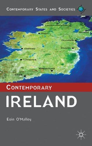 Contemporary Ireland   2011 edition cover
