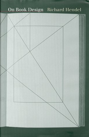 On Book Design   1998 edition cover