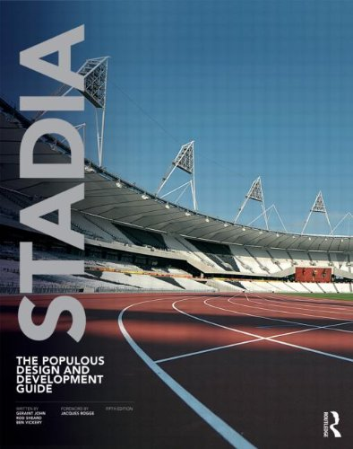 Stadia The Populous Design and Development Guide 5th 2013 (Revised) edition cover