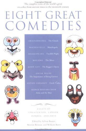 Eight Great Comedies  N/A edition cover