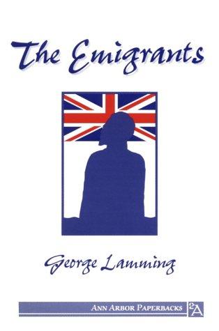 Emigrants  Reprint edition cover