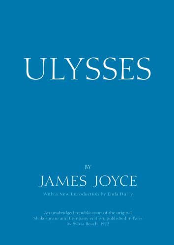 Ulysses   2009 edition cover