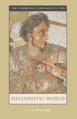 Cambridge Companion to the Hellenistic World   2006 edition cover