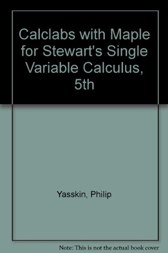 Single Variable Calculus  5th 2003 9780534393700 Front Cover