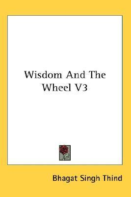 Wisdom and the Wheel V3 N/A edition cover