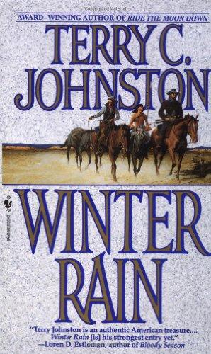 Winter Rain A Novel N/A 9780553567700 Front Cover