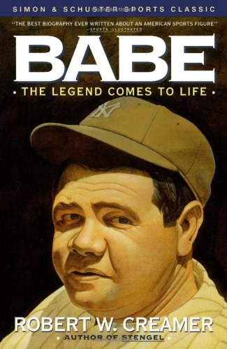 Babe The Legend Comes to Life  1992 edition cover