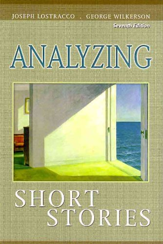 Analyzing Short Stories 7th 2008 (Revised) edition cover