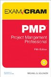 PMP - Project Management Professional  5th 2015 edition cover
