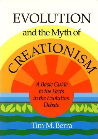 Evolution and the Myth of Creationism A Basic Guide to the Facts in the Evolution Debate  1990 edition cover