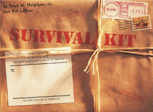 Survival Kit Five Keys to Effective Spiritual Growth N/A edition cover