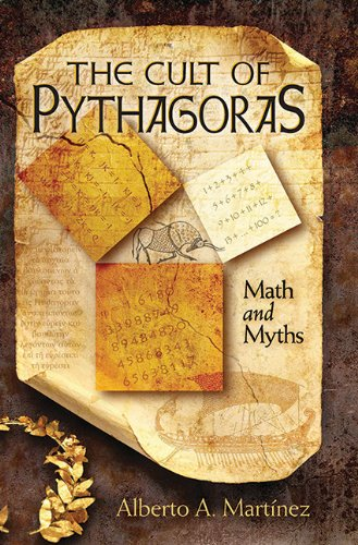 Cult of Pythagoras Math and Myths N/A 9780822962700 Front Cover