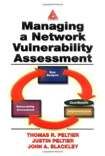 Managing a Network Vulnerability Assessment   2003 edition cover