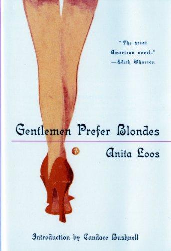 Gentlemen Prefer Blondes  N/A edition cover