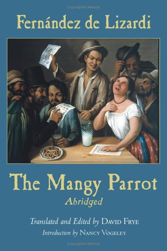 Mangy Parrot   2005 (Abridged) edition cover