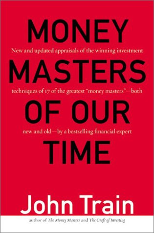 Money Master of Our Time   2003 edition cover