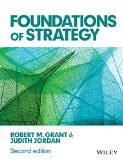Foundations of Strategy  2nd 2015 edition cover