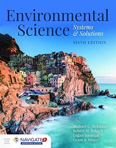 Environmental Science: Systems and Solutions  6th 2019 (Revised) 9781284091700 Front Cover