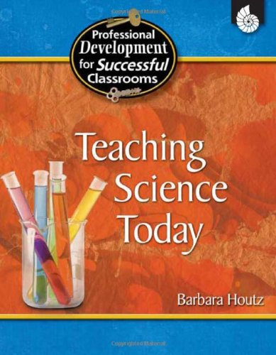 Teaching Science Today   2008 (Revised) 9781425801700 Front Cover
