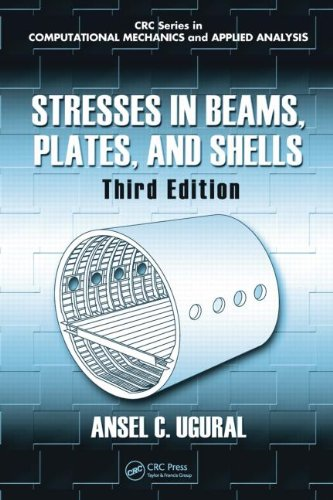 Stresses in Beams, Plates and Shells  3rd 2009 (Revised) edition cover